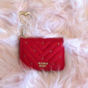 Victoria's Secret Red card wallet
